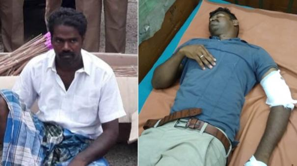 kovilpatti-police-shot-and-arrested-notorious-rowdy