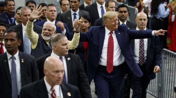 headlines-about-modi-trump-meeting