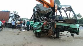 bus-lorry-accident-in-krishnagiri