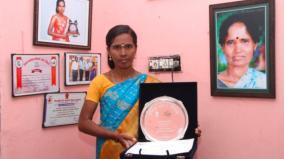 madurai-social-worker-selvi-wins-swach-bharath-award