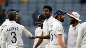 philander-maharaj-century-partnership-saves-some-sa-face-india-on-a-very-big-lead-in-pune-test