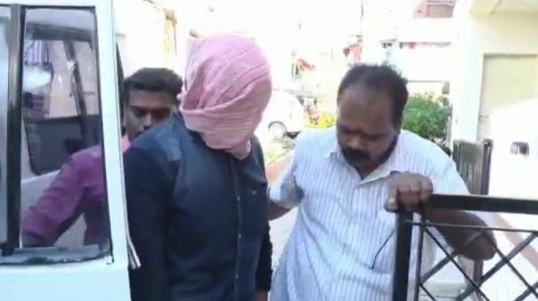 neet-scam-police-takes-irfan-into-custody