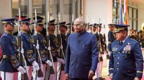 president-kovind-reaches-manila-for-5-day-visit