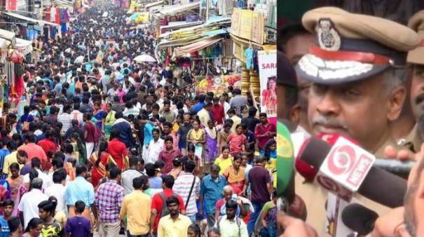 special-security-arrangements-for-safe-diwali-shopping-police-commissioner-ak-viswanathan