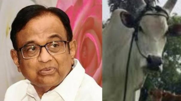 govt-s-love-for-cow-only-on-paper-chidambaram