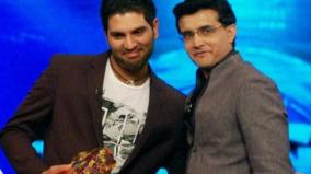 my-super-star-ganguly-s-way-of-thanking-yuvraj-singh-s-wishes