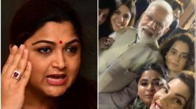 khushboo-against-modi-for-hindi-artists-meet