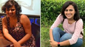 shraddha-srinath-instagram-post-about-how-she-reduces-her-weight