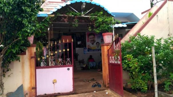 virudhunagar-theft-ammk-cadre-house-burgled