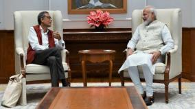 india-proud-of-his-accomplishments-pm-after-meeting-abhijit-banerjee