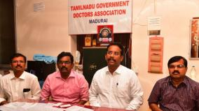 tn-doctors-to-go-on-strike-from-oct-30