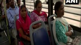 delhi-free-rides-for-women-in-dtc-cluster-buses-from-today