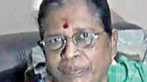 dmk-ex-mayor-murder-dmk-party-woman-and-her-husband-arrested