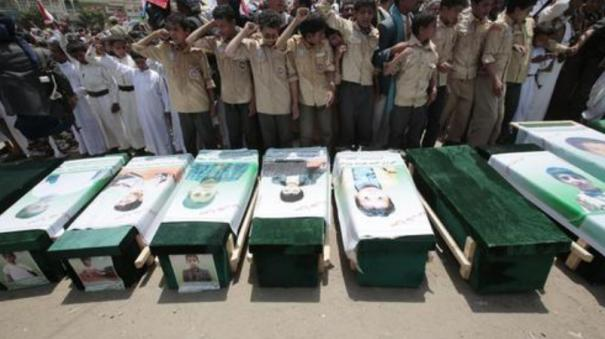 the-death-toll-in-yemen-s-war-since-2015-has-reached-100-000