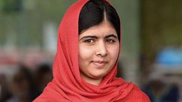 வெற்றி மொழி: மலாலா யூசப்சாய்   Malala Yousafzai quotes - hindutamil.in