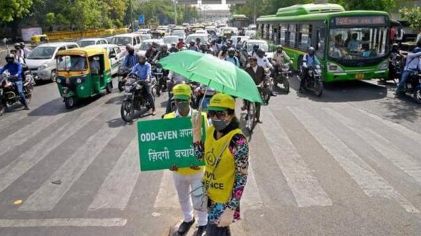 pil-filed-in-supreme-court-challenging-delhi-government-s-oddeven
