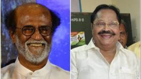durai-murugan-comments-about-rajini