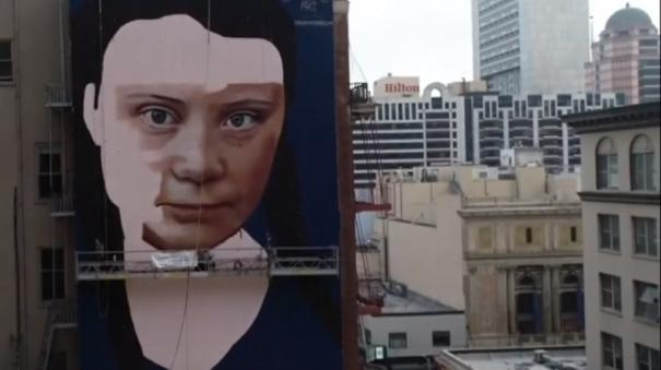 mural-of-activist-greta-thunberg-going-up-in-san-francisco