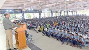 vellore-collector-advice-to-students