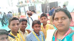 madurai-government-school-students-submit-research-paper-in-kolkata-science-festival