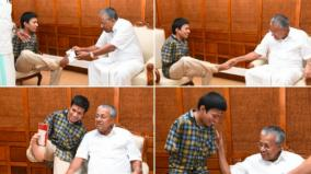 differently-abled-youth-give-relief-fund-to-pinarayi-vijayan