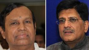 piyush-goyal-assures-for-railway-projects-to-tr-balu