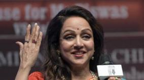 minister-equates-constituency-roads-with-hema-malini-s-cheeks