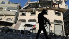 israeli-air-strikes-pound-gaza-for-second-day-in-a-row