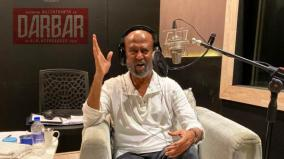 rajini-started-dubbing-for-darbar