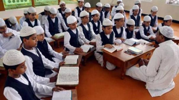 up-madarsa-students-to-be-trained-in-ncc-nss