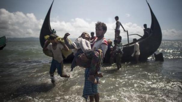 bangladesh-coast-guard-rescued-122-rohingya-muslim-refugees