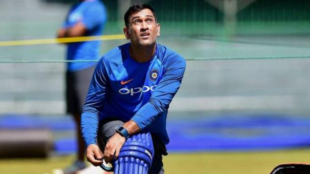 dhoni-starts-training-but-not-available-for-west-indies-series