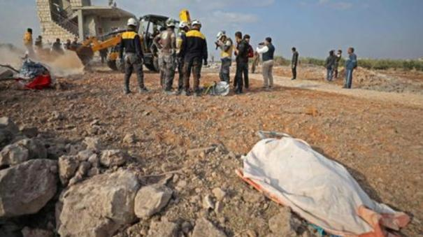 a-bomb-attack-killed-10-people-in-the-northern-syrian-town