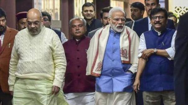 sena-to-not-attend-nda-meet-in-delhi-on-nov-17
