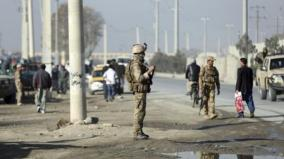 kabul-4-soldiers-injured-in-blast