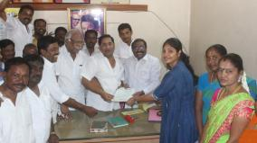 dmk-ex-mlathalapthy-s-daughter-vies-for-mayor-candicature