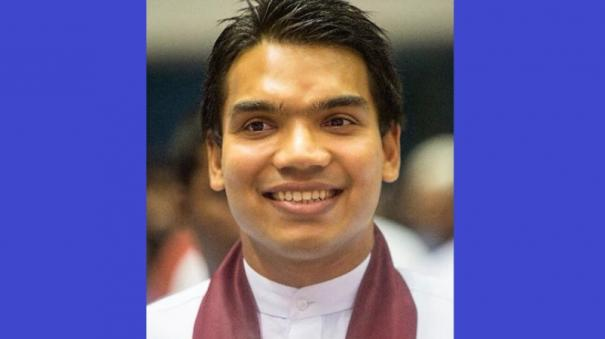 some-tamil-leaders-are-selfish-leave-the-sensational-statement-and-act-responsibly-rajapakse-s-son
