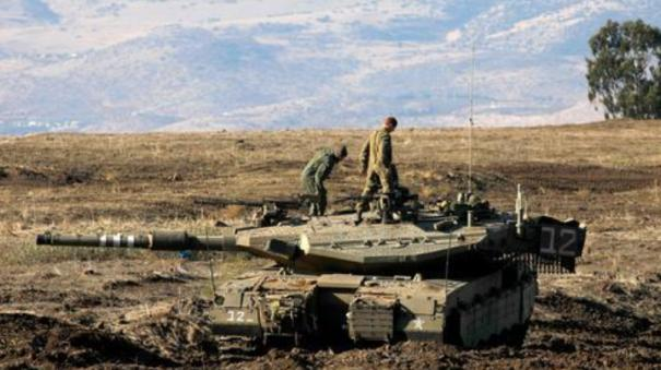 israeli-air-defense-intercepts-4-launches-from-syria