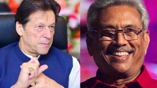 newly-elected-lankan-president-accepts-imran-khan-s-invitation-to-visit-pakistan