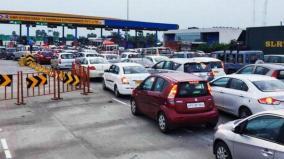toll-gates-issue