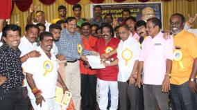 rajini-fans-insist-him-on-announcing-party-in-madurai