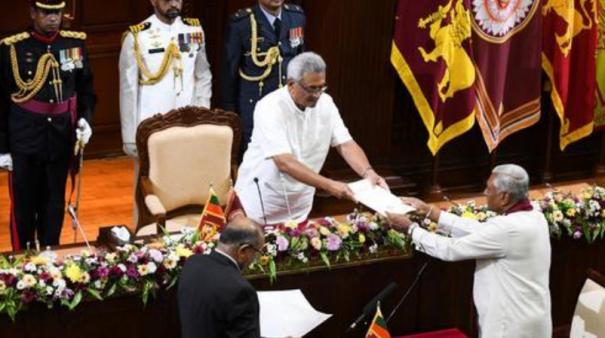 35-including-president-s-brother-chamal-rajapksa-sworn-in-as-ministers-of-state