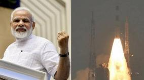pm-congratulates-isro-on-cartosat-3-satellite-launch