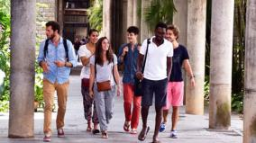 india-gets-maximum-foreign-students-from-nepal