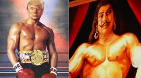 trump-posted-a-picture-of-himself-as-rocky