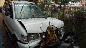 accident-in-wee-hours-in-cumbum-8-yr-old-looses-life