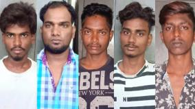 accused-break-down-police-cctv-camera-to-prevent-trafficking-7-arrested-including-2-juvenile