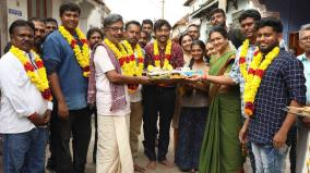 mookuththi-amman-shooting-commenced