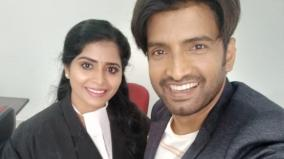 madhumitha-joins-with-santhanam
