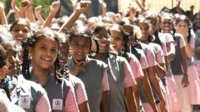 government-school-girls-in-army